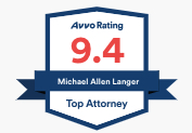 Avvo Rating 9.4 logo