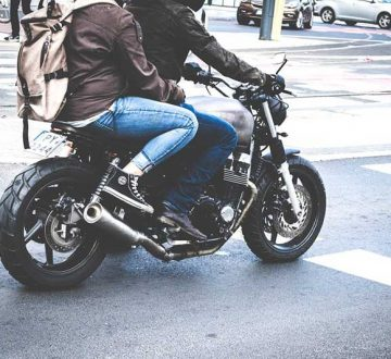 Motorcycles: Common Accidents & Injuries