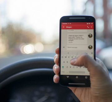 Distracted Driving: Causes & Statistics