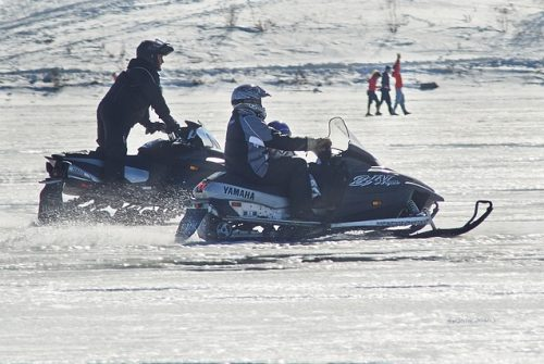 Staying Safe on the Snowmobile this Winter