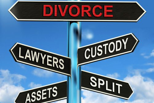 Estate Planning for People Headed for Divorce