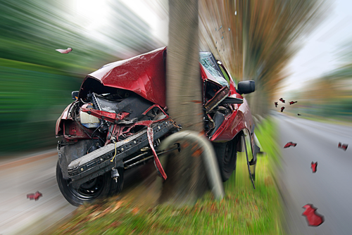 Nerve Damage Caused By Car Crashes