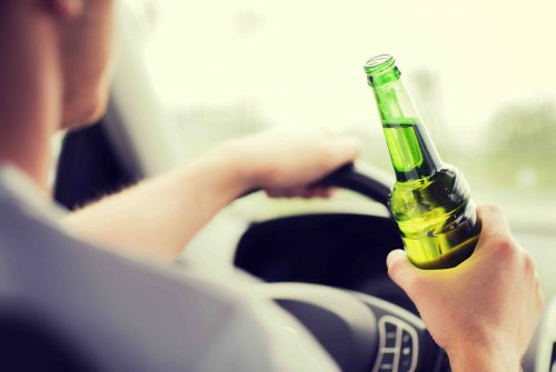 Blackout Wednesday: Thanksgiving Drunk Driving Crashes