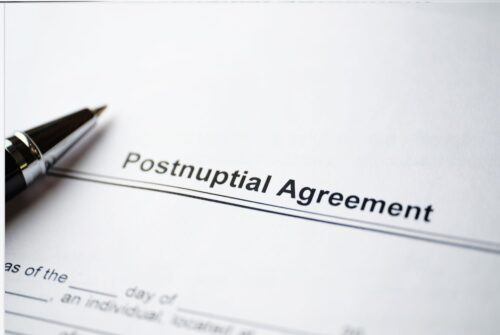 What You Should Know About Post-Nuptial Agreements in Indiana [infographic]