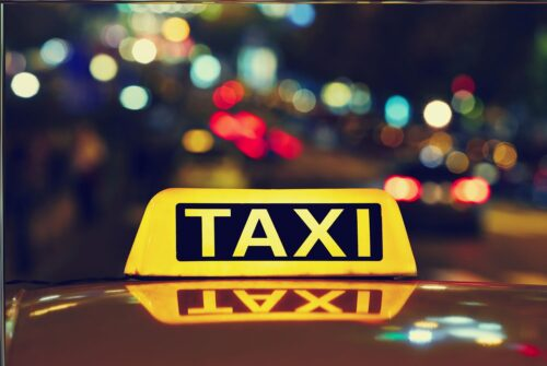 Injured in a Taxi Cab Crash? Here's What to Do